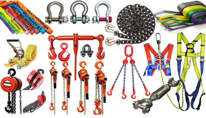 Safety Equipment & Rigging Hardware